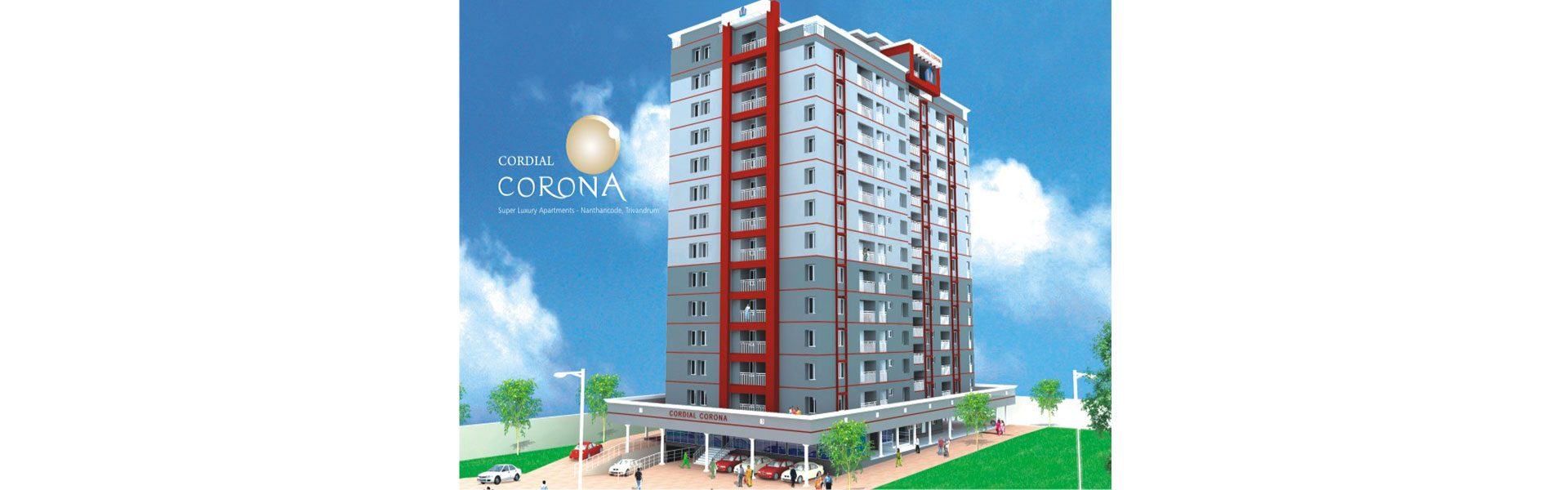 corona luxury apartments